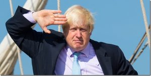 Photo: Boris Johnson