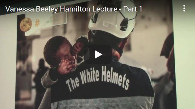 Vanessa Beeley Lecture